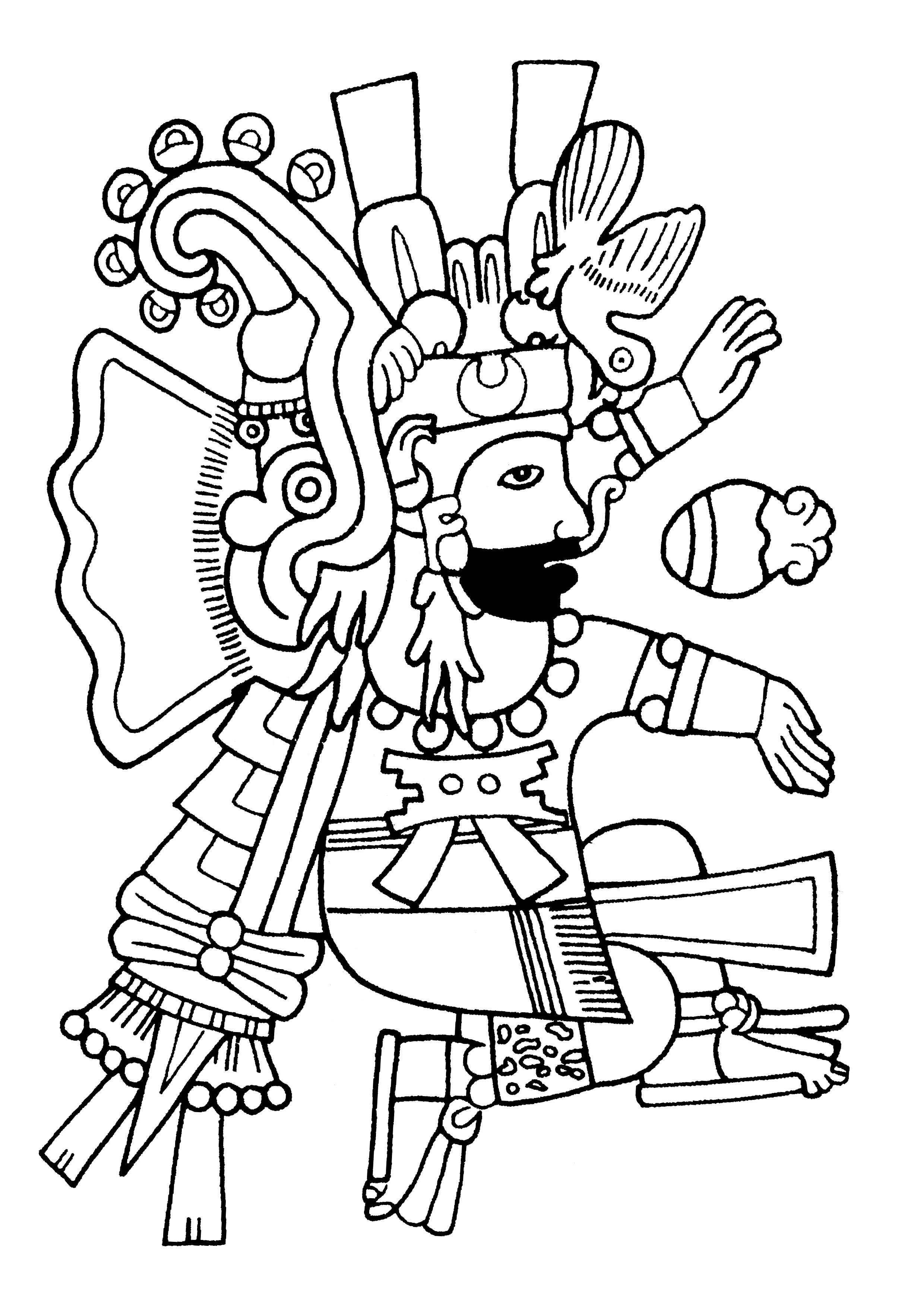 Maya Art British Museum 6
