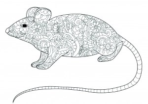 New Free And Exclusive Coloring Pages For Adults Just