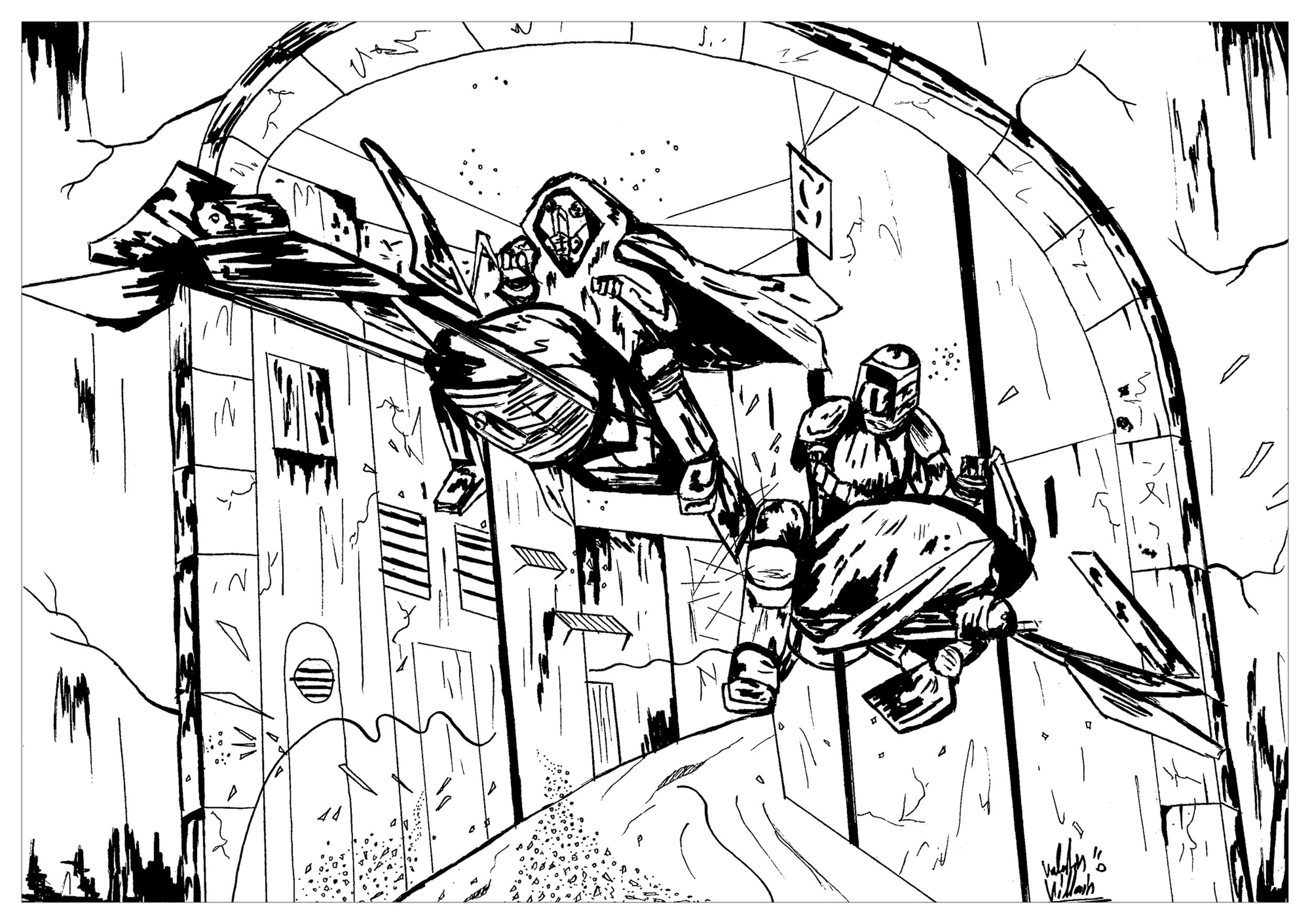 Coloring Pages French And Indian War