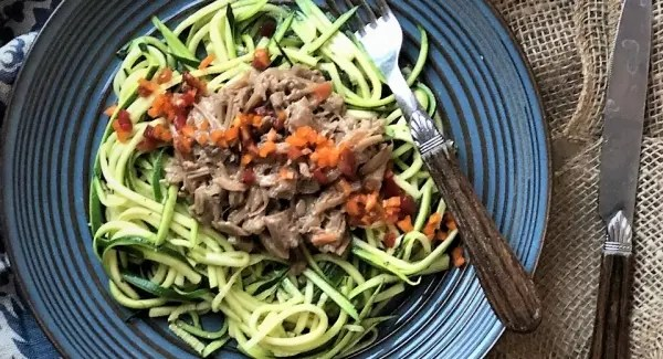 Vegan Pulled Pork: A Thai Spin on a Southern Classic