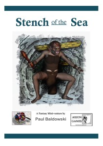 Stench of the Sea cover