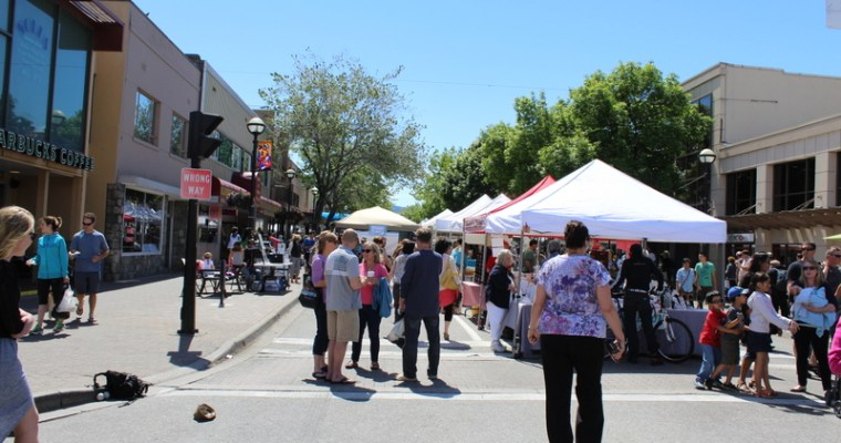 Penticton Farmers Market ~ In Photos