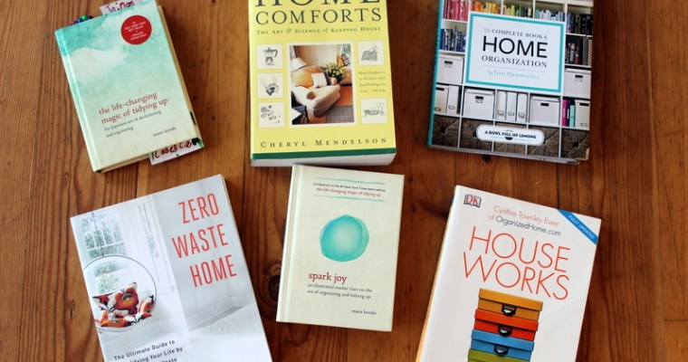 Home Organizing tips for non organized people like me