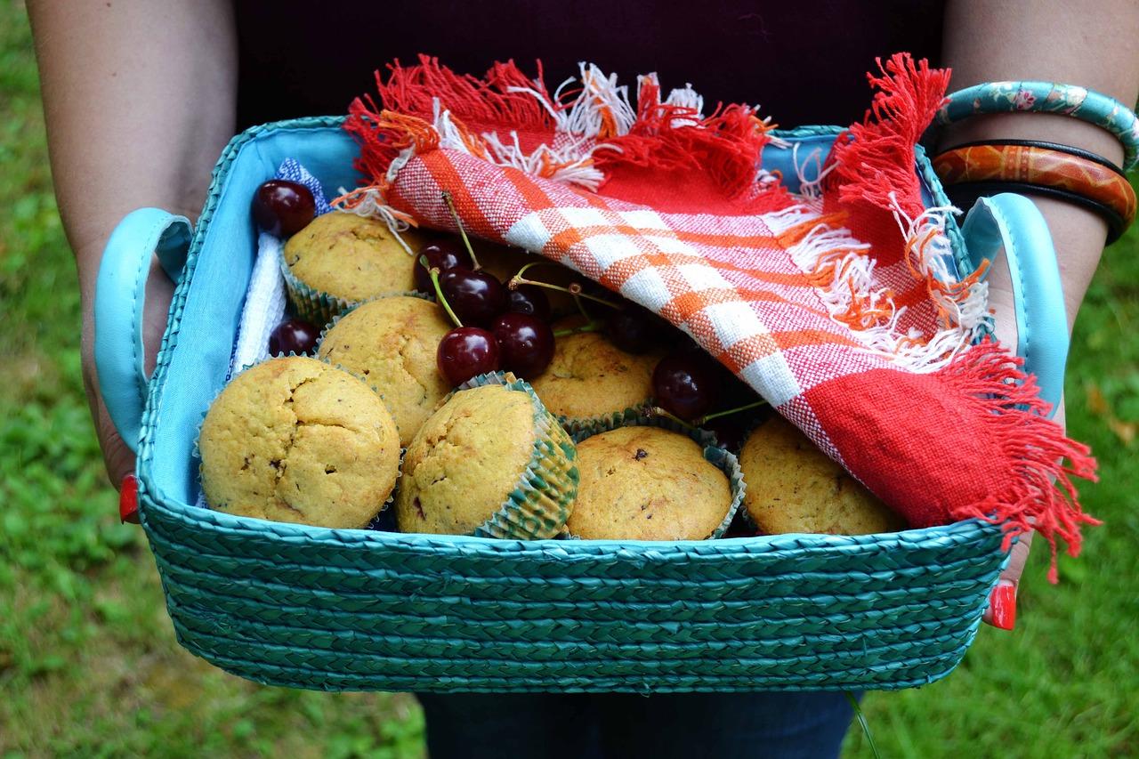 Muffin Monday: July Celebrations Corn Muffins