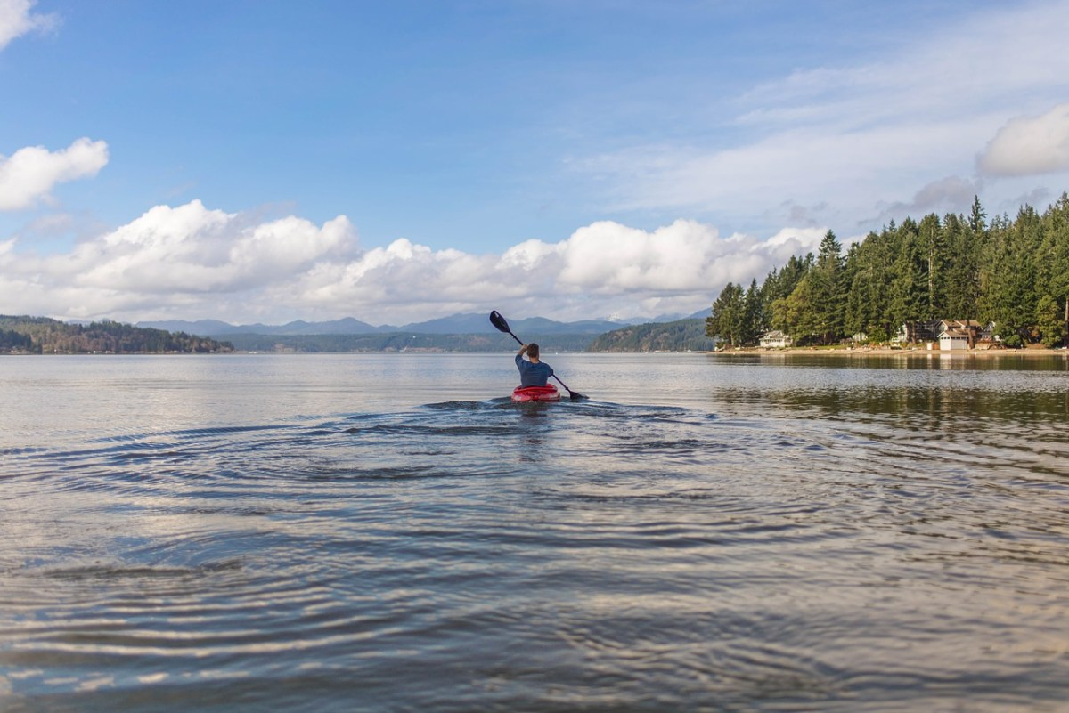 Whether paddling a canoe or kayak or buzzing around with a power boat, if you are near a body of water, boating is an excellent activity to do while camping.
