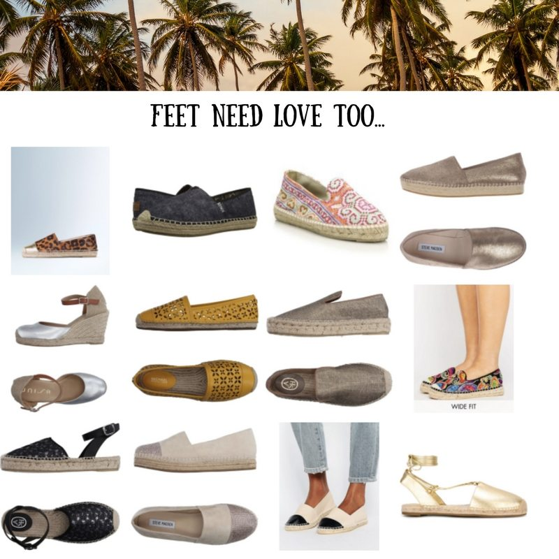 Espadrilles, life update and thoughts about my baby blog