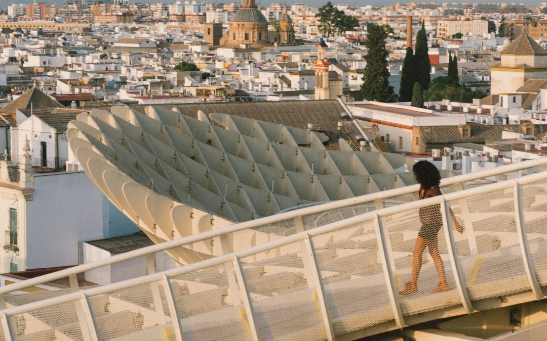 Visual story: Metropol parasol in Seville