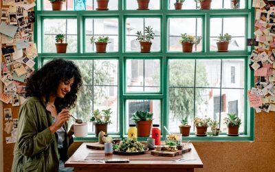 Kula: Healthy café in San José