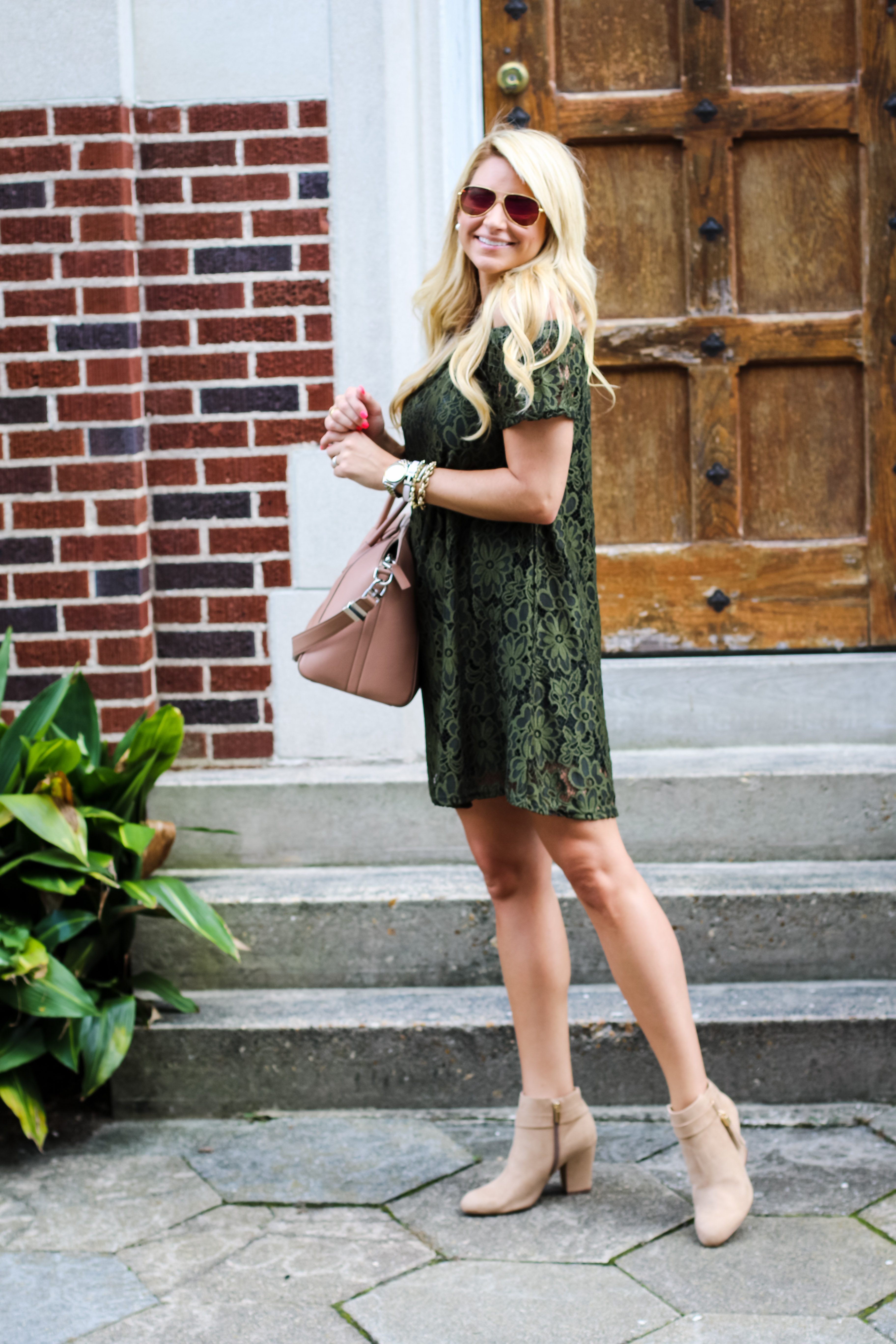 Outfit  Lace Bardot  SHOP DANDY  A florida based style