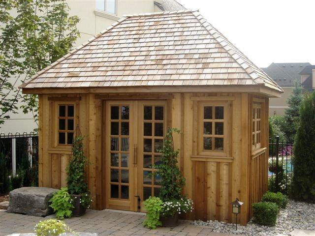 Do It Yourself Storage Shed