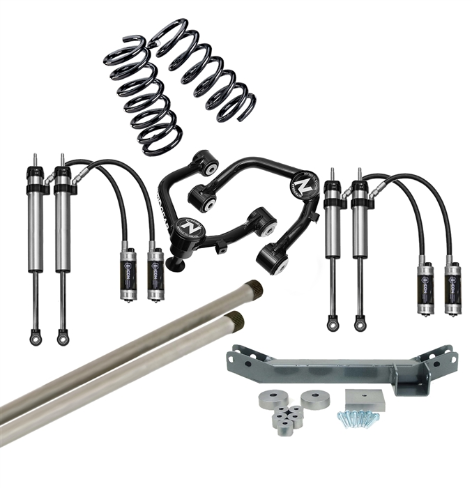 Super Deluxe Suspension Package
