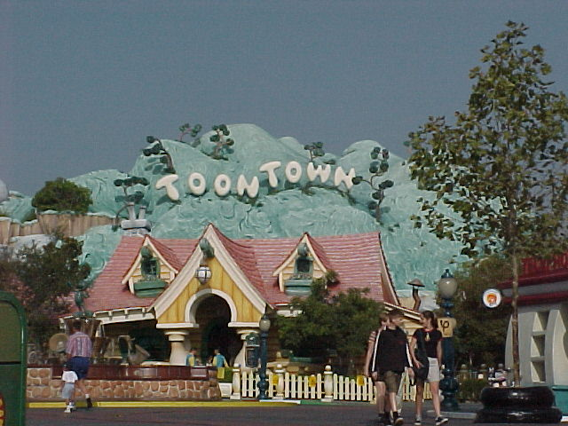 Mickey's Toontown Pictures Just Disney