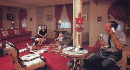 Walts Private Apartment  Just Disney
