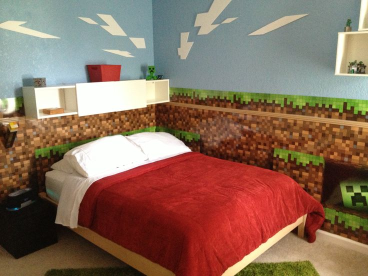 11 Practical Minecraft Bedroom Ideas In Real Life
