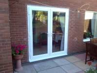 Frenh Doors & French Doors Are Made Up Of Panes Or Panels