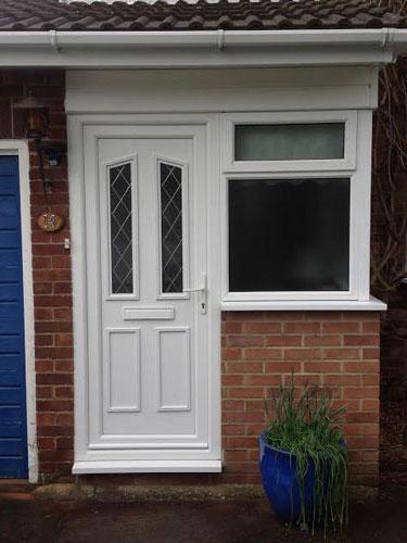 Side Panels for UPVC Doors Composite Doors
