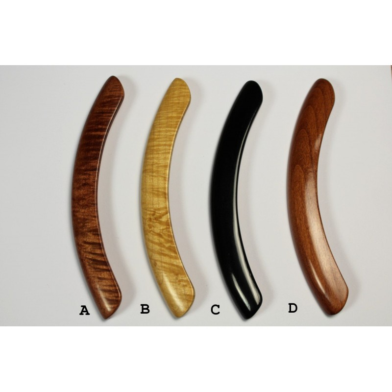 12 wooden armrest hutchings