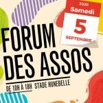 forum des Association de Clamart 5 septembre 2020