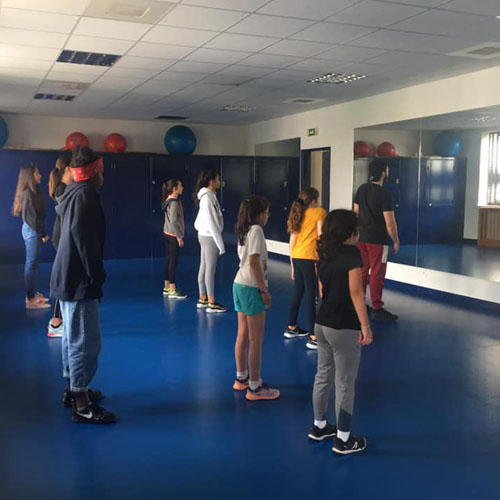 cours de break dance