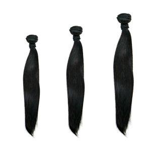 Brazilian straight hair Extensions Bundle Deal
