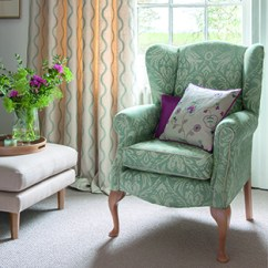How Much Fabric Do I Need To Reupholster A Chair Hanging Co.za Upholstery Just Fabrics For Wingback