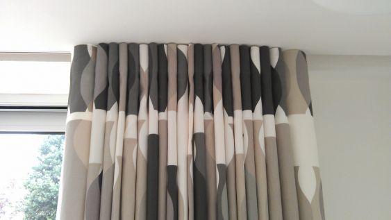 Vase Wave Curtains Gallery  Just Fabrics