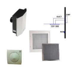 Kitchen Wall Fan Marietta Remodeling Extractor Kits Extract Grill With Greese Filter And Grease External