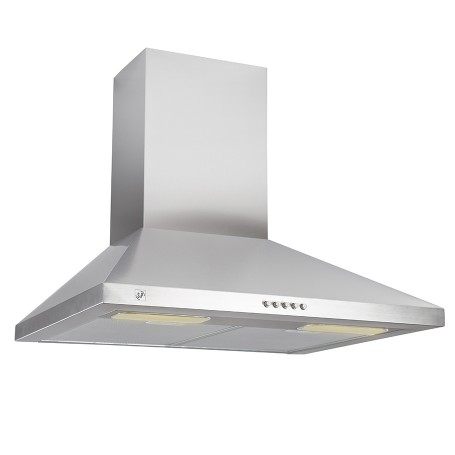 extractor fan kitchen planning canopies with motors ha 600 slim cooker hood stainless steel
