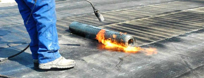 Firesmart: New Fire Resistant Bitumen for Flat Roofs