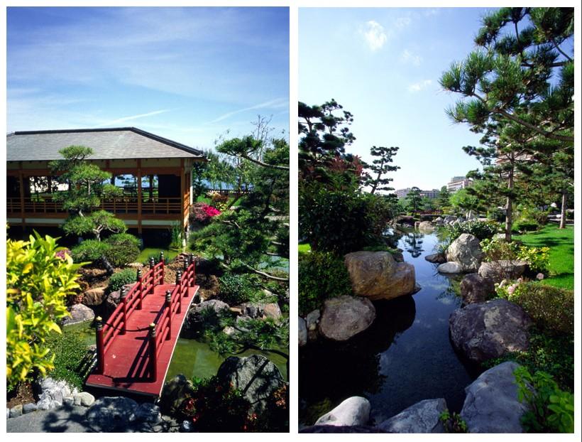 Jardin Japonais Monaco