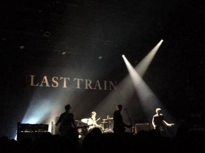 Last Train Bataclan