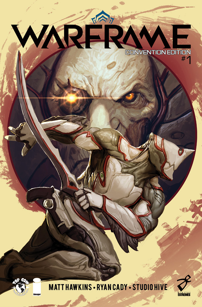 Warframe Top Cow couverture