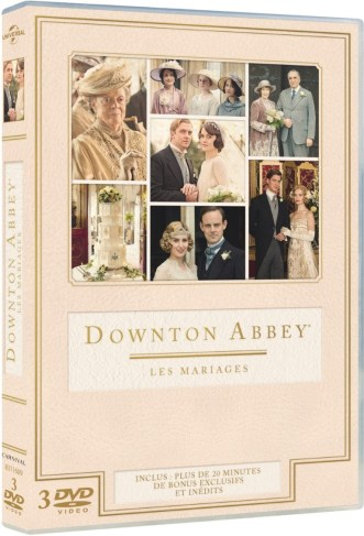 downton abbey mariages