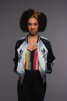 Doctor Who - Pearl Mackie as Bill Potts, saison 10