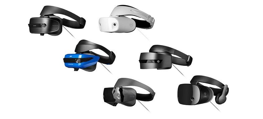 Réalité Virtuelle Microsoft