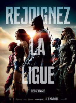 warner bros justice league