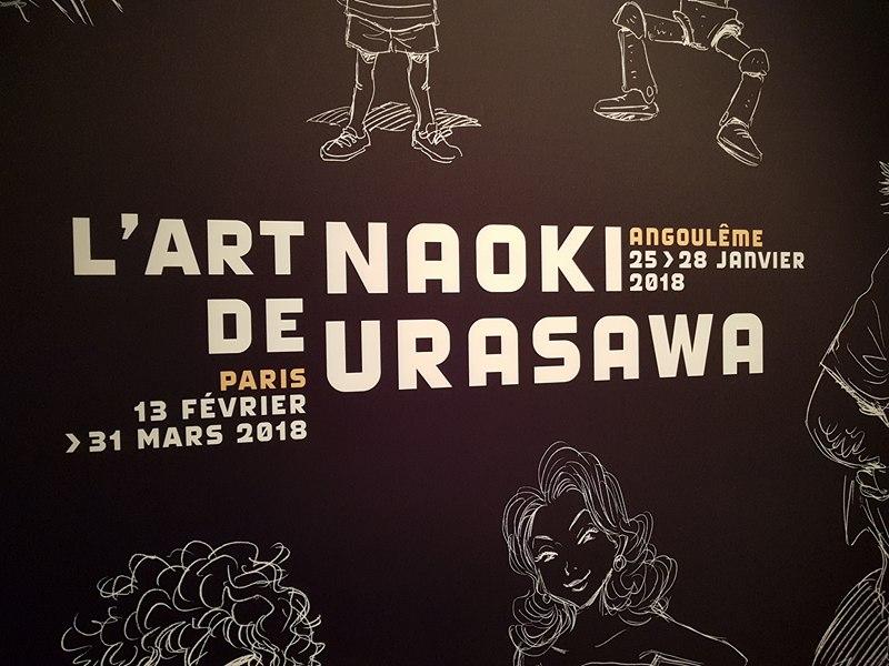 Exposition Naoki Urasawa