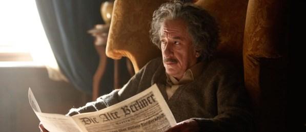Genius, Einstein, National Geographic, Geoffrey Rush