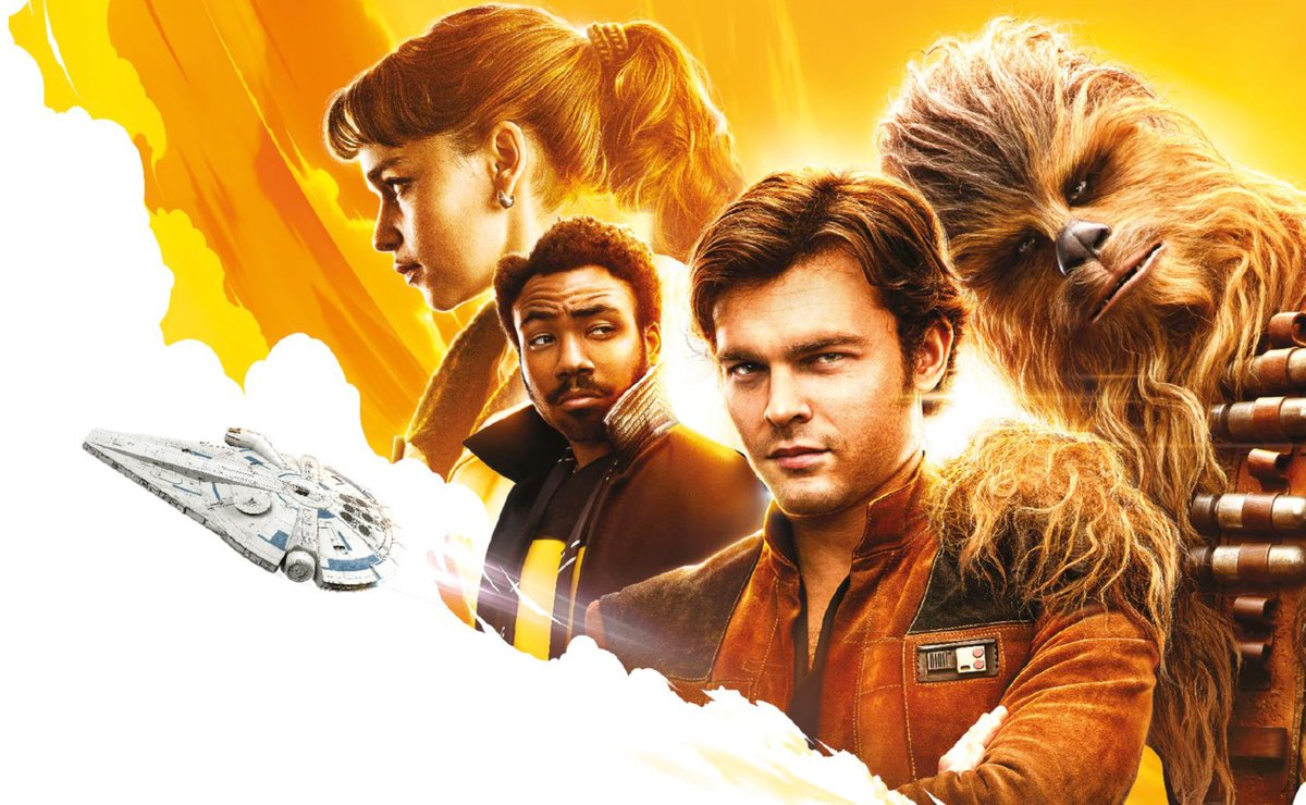 Solo - A Star Wars Story : Une fournée de nouvelles affiches