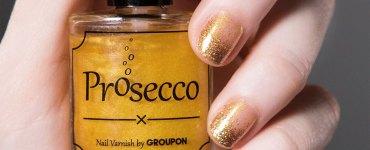 Groupon Prosecco Nagellak