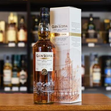 Glen Scotia Double Cask Single Malt Whisky