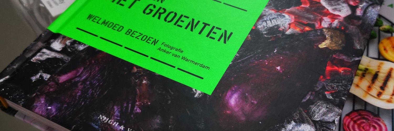 Cover Gloeiend Groen