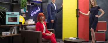 Samsung Bespoke Koelkast op de IFA