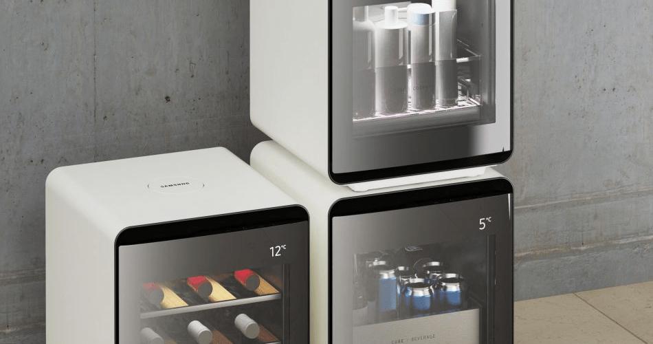 Samsung Cube Koelkast Series