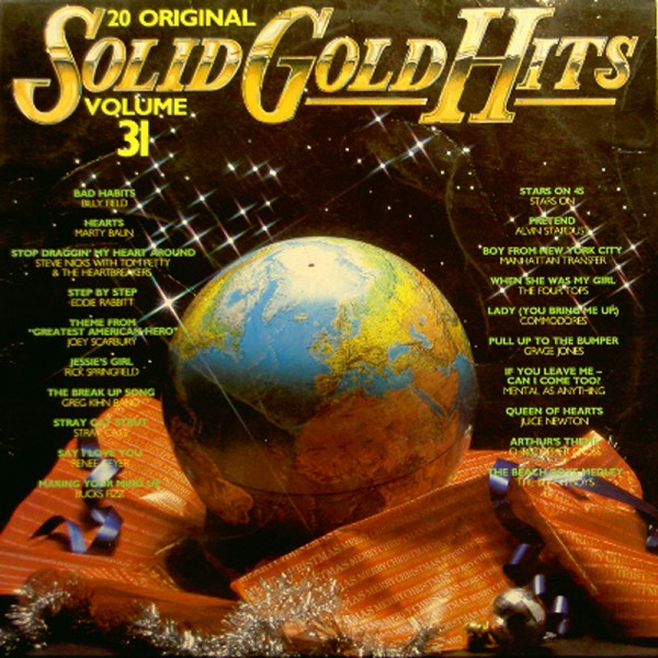 Solid Gold Hits Volume 31 Record