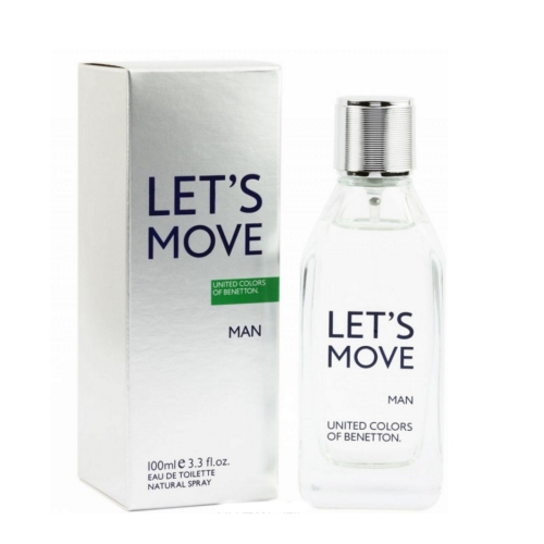 Let's Move by Benetton