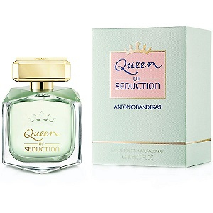 Antonio Banderas Queen Of Seduction EDT for Women