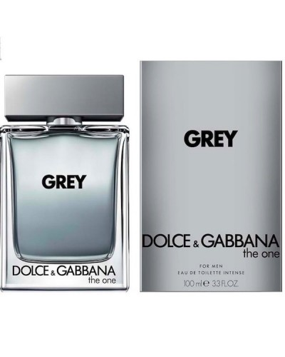 dolce and gabbana grey the one 100ml men