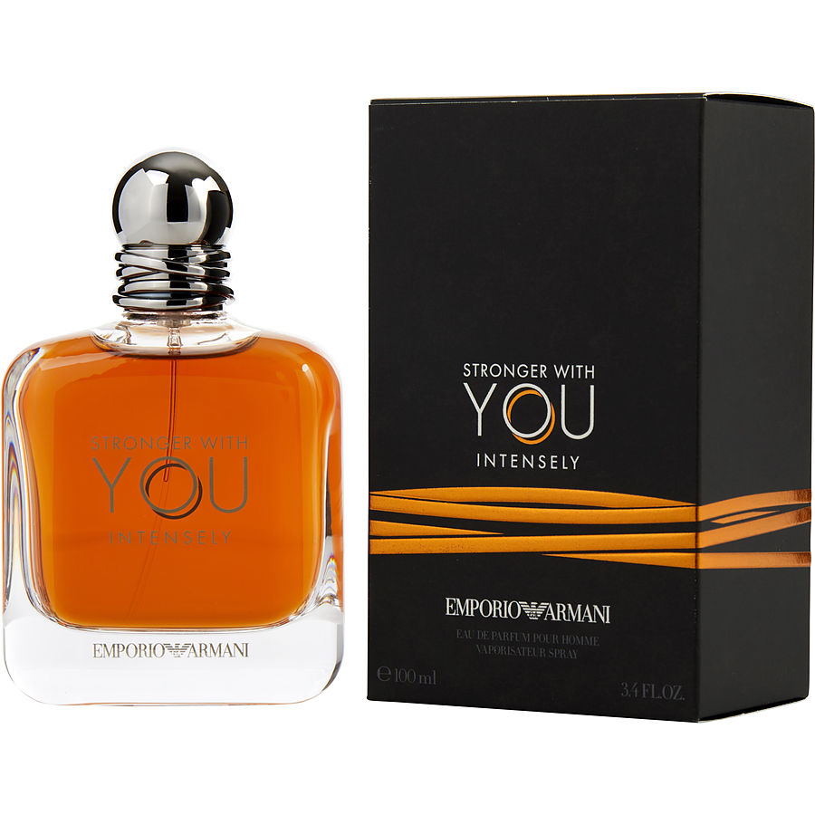 Emporio Armani Stronger With You Intensely EDP 100ml for Him