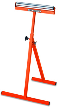 Table Saw Extension and Roller Stands